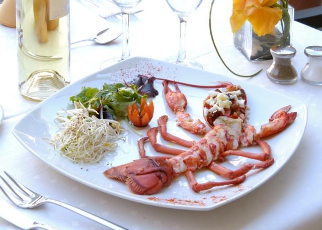 Bogavante - Restaurante L'Illa de Rosselló