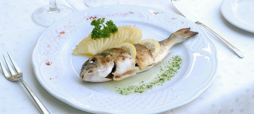 Carta de l'illa del Rosselló: pescado